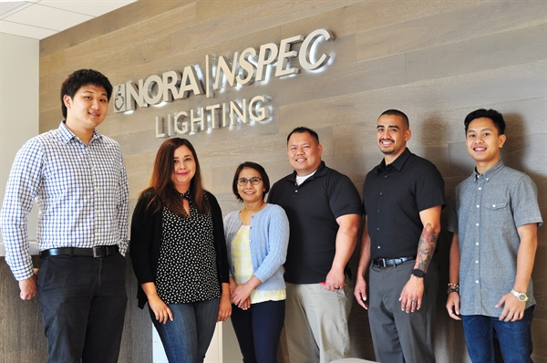 Nora Lighting Staffs Up To Meet Demand For Led Products